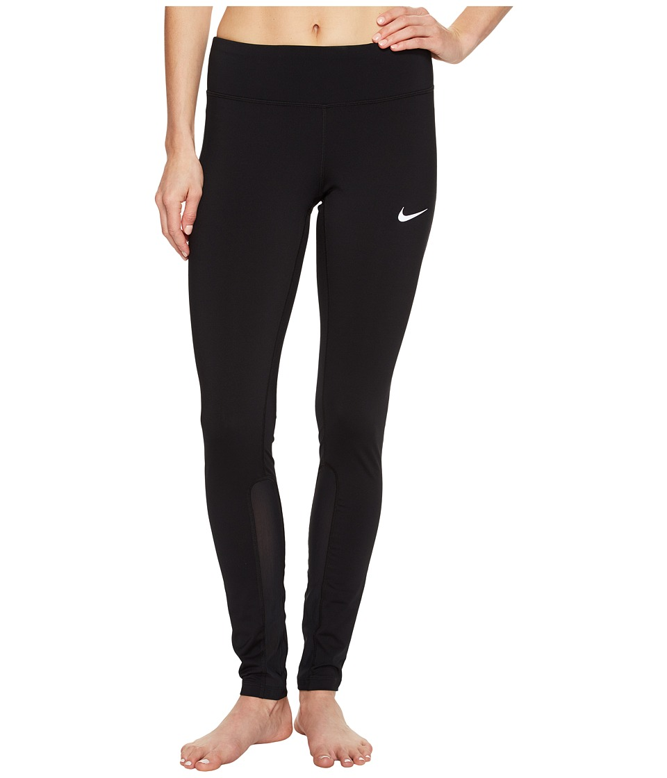 Nike - Power Epic Running Tight (Black) Women's Casual Pants