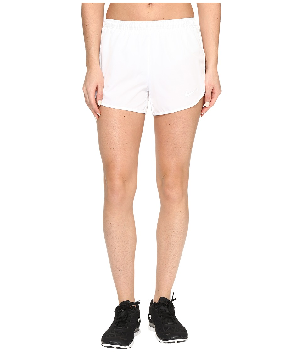 Nike Dry Tempo 3 Running Short (White) Women