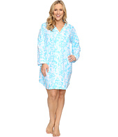 LAUREN Ralph Lauren - Plus Size Knit Sleepshirt