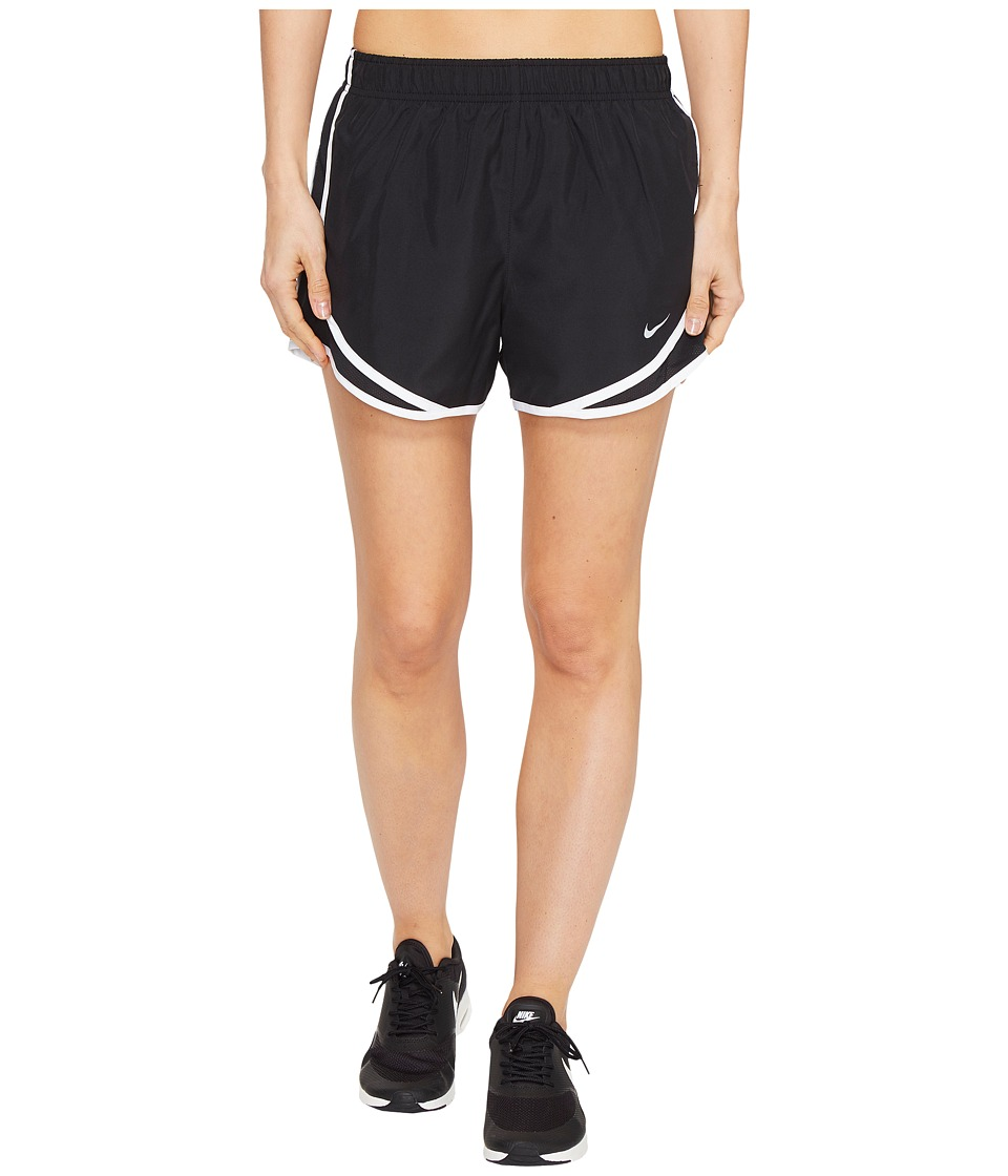 Nike Dry Tempo Short (Black/Black/White/Wolf Grey) Women