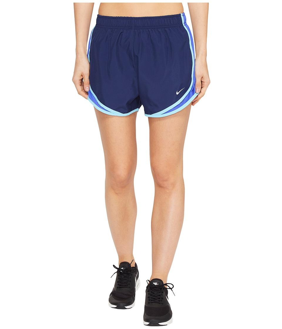 Nike Dry Tempo Short (Binary Blue/Paramount Blue/Wolf Grey) Women