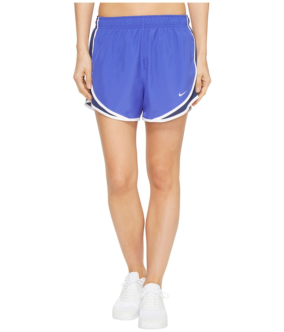 Nike Dry Tempo Short (Paramount Blue/Binary Blue/Wolf Grey) Women