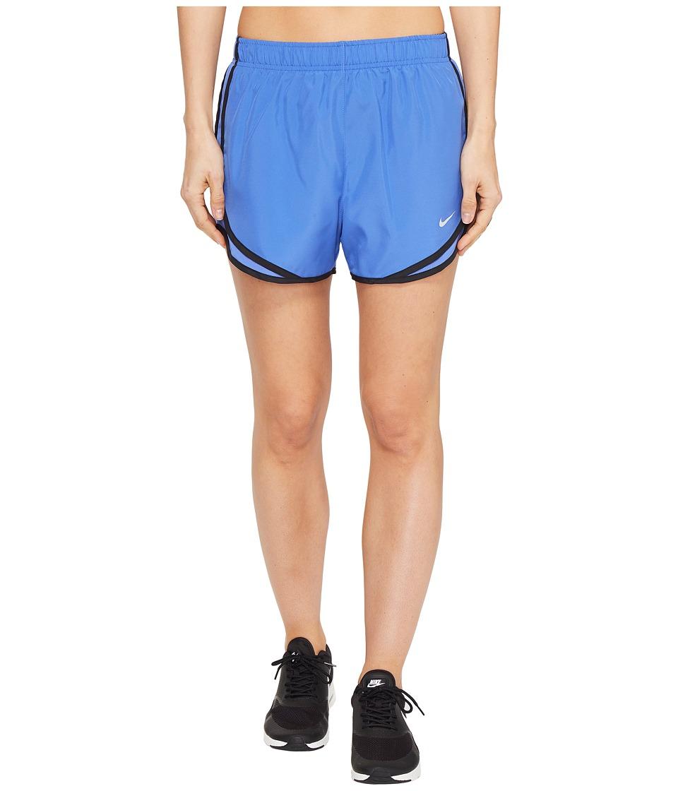 Nike Dry Tempo Short (Comet Blue/Comet Blue/Black/Wolf Grey) Women