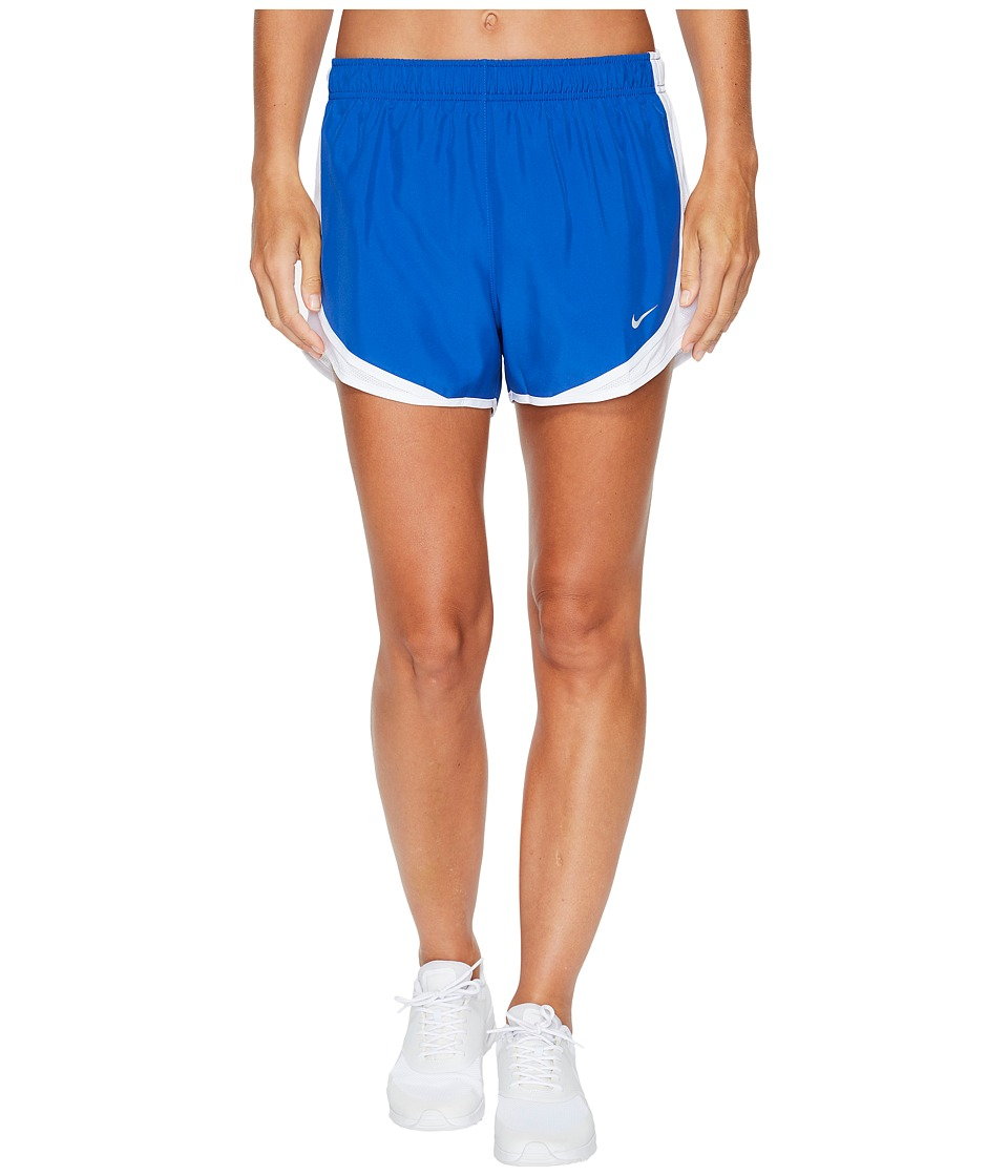 Nike Dry Tempo Short (Game Royal/White/White/Wolf Grey) Women