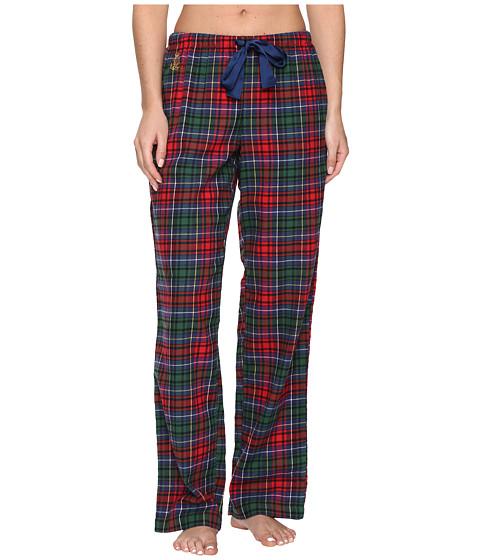 LAUREN Ralph Lauren Brushed Twill Long Pants