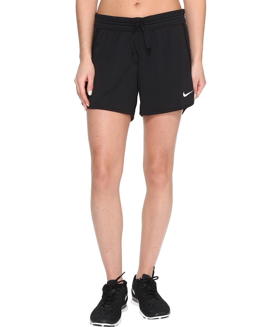 Nike Dry Infiknit Short (Black/Black/Black/White) Women