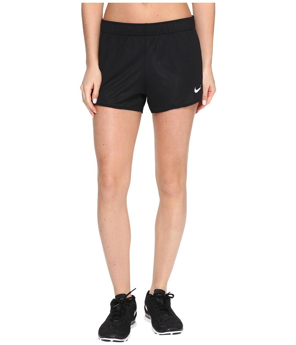 Nike Dry Jump Reversible Short (Black/White/Black/White) Women