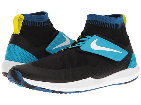 Nike Train Dynamic - Black/White/Industrial Blue/Chlorine Blue