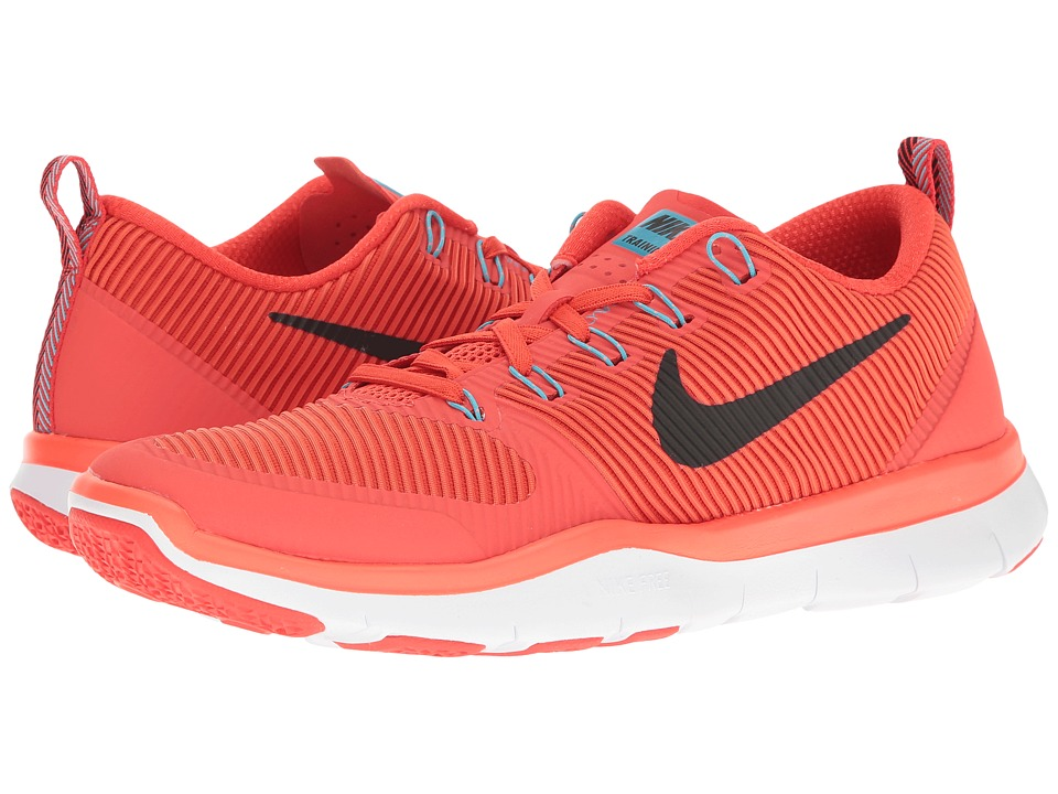 Nike Free Train Versatility (Max Orange/Black/Hyper Orange/Chlorine Blue) Men