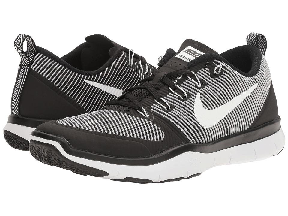 Nike Free Train Versatility (Black/White) Men