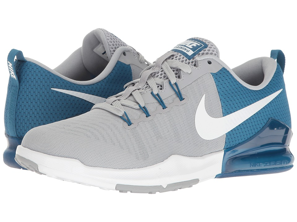 Nike Zoom Train Action (Industrial Blue/White/Coastal Blue) Men