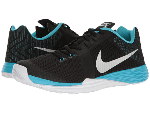 Nike Train Prime Iron DF - Black/Metallic Silver/Chlorine Blue