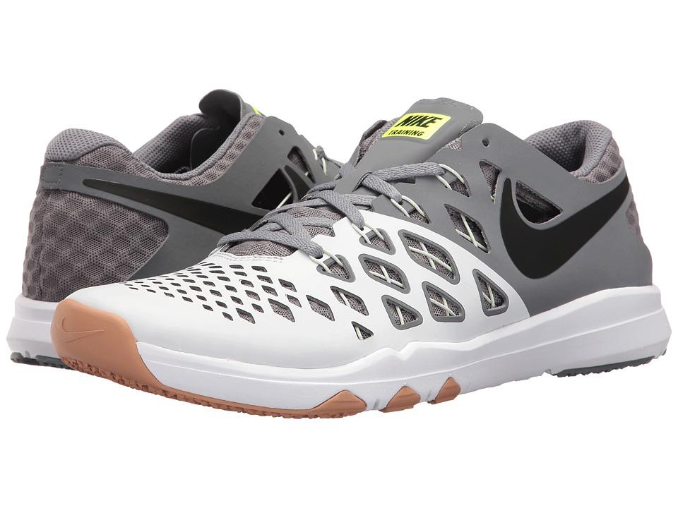Nike Train Speed 4 (Pure Platinum/Black/Cool Grey/Gum Medium Brown) Men