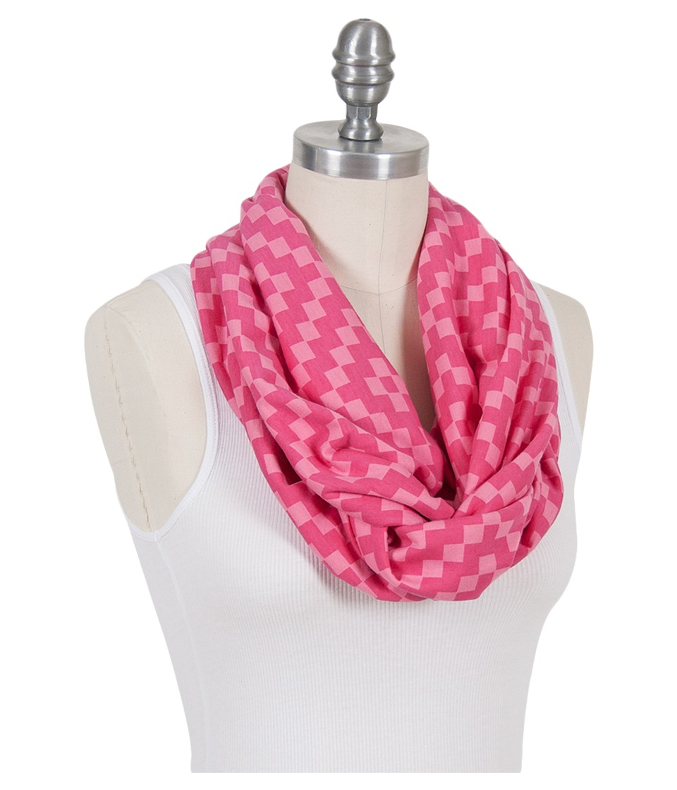 Image of Bebe au Lait - Jersey Nursing Scarf (Malibu) Accessories Travel