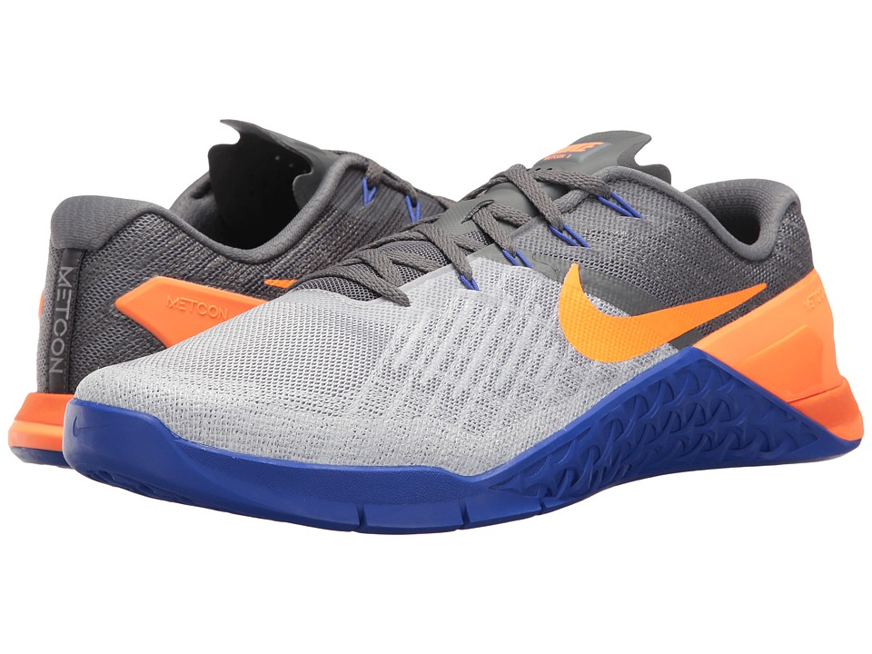 Nike Metcon 3 (Wolf Grey/Tart/Dark Grey/Paramount Blue) Men