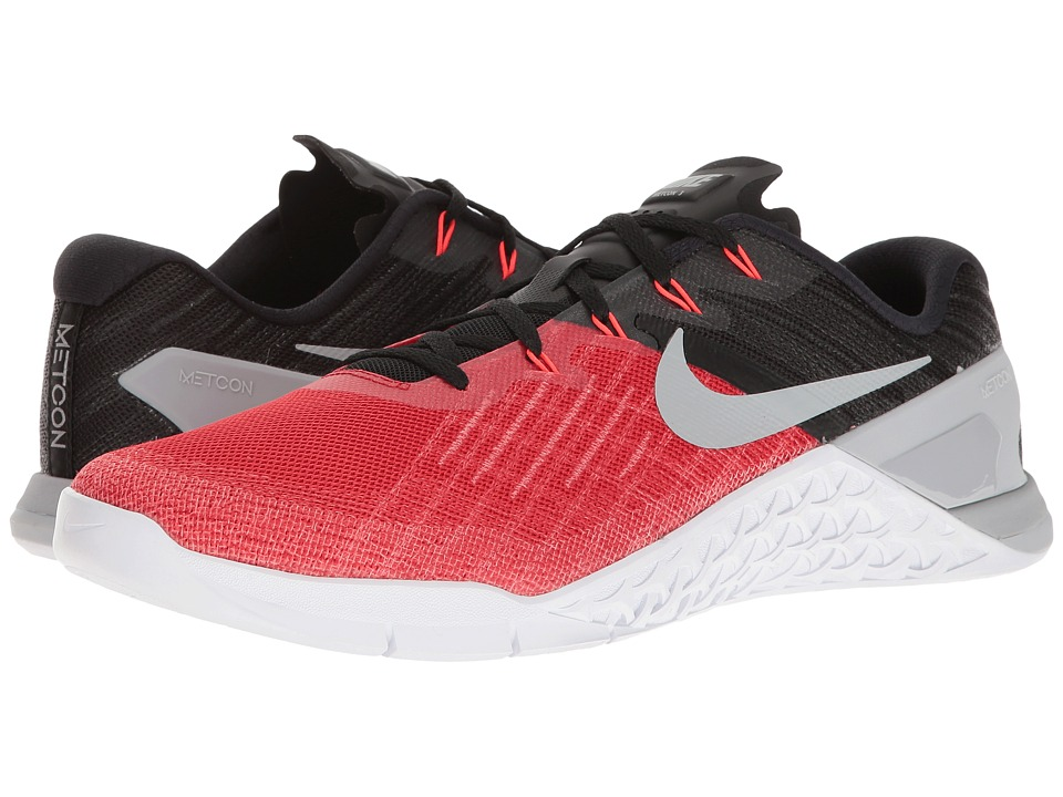 Nike Metcon 3 (University Red/Wolf Grey/Black/White) Men