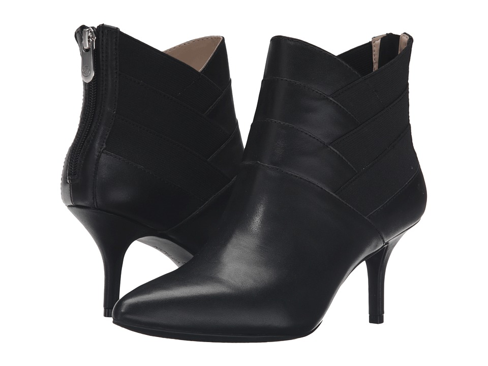Adrienne Vittadini - Sande (Black Soft Calf) Women