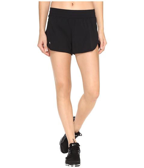 Under Armour Launch Tulip Shorts - Black/Black