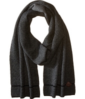 Cole Haan - Fine Gauge Pattern Jacquard Knit Muffler
