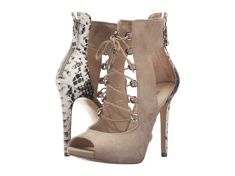 GUESS - Adelise (Natural) High Heels