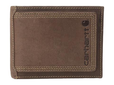 Carhartt Detroit Passcase Wallet - Brown