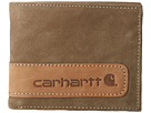Carhartt Two-Tone Billfold Wallet with Wing