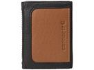 Carhartt - Black & Tan Trifold Wallet