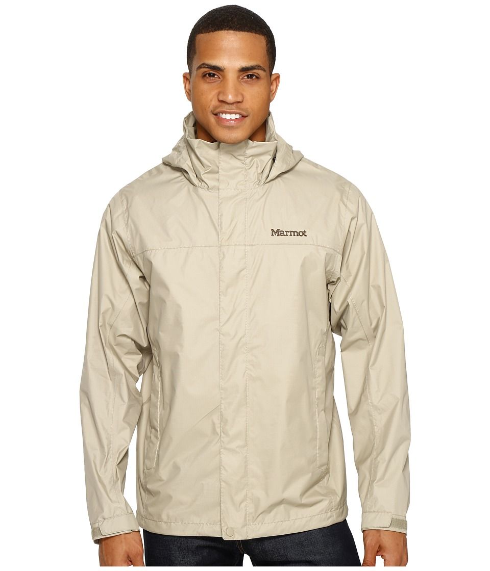 Marmot PreCip(r) Jacket (Light Khaki) Men