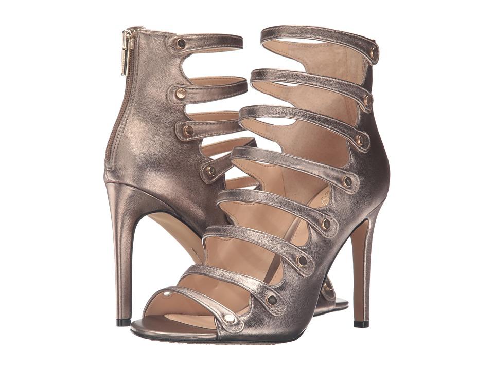Vince Camuto - Kanastas (Ash Bronze Metallic Nappa) High Heels