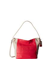 COACH - Legacy Weekend Color Block Leather Shoulder Bag