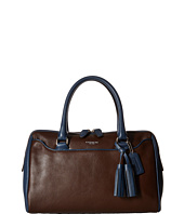 COACH - Legacy Two-Tone Leather Haley Satchel