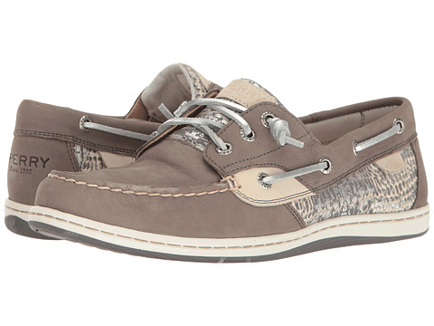 Sperry Songfish Python - Grey