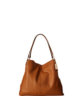 COACH - Madison Leather Small Phoebe Shoulder Bag