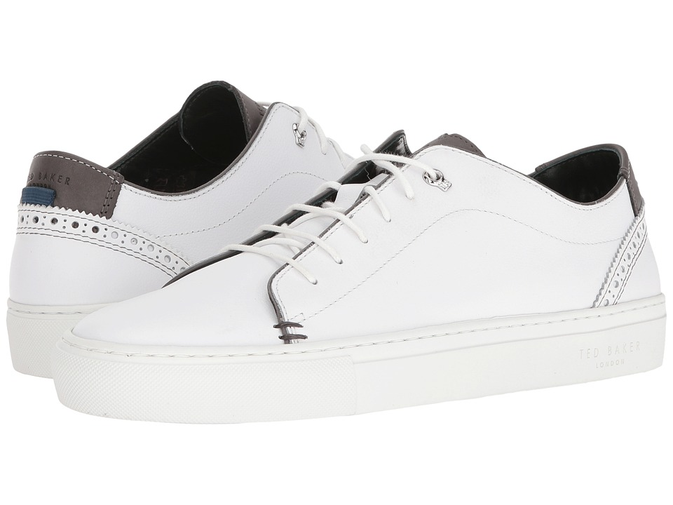 Ted Baker King (White Leather) Men
