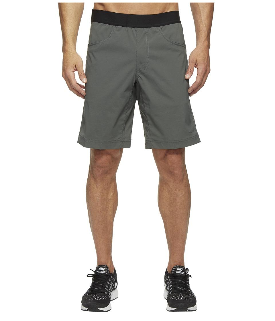 Marmot Warren Shorts (Dark Zinc) Men