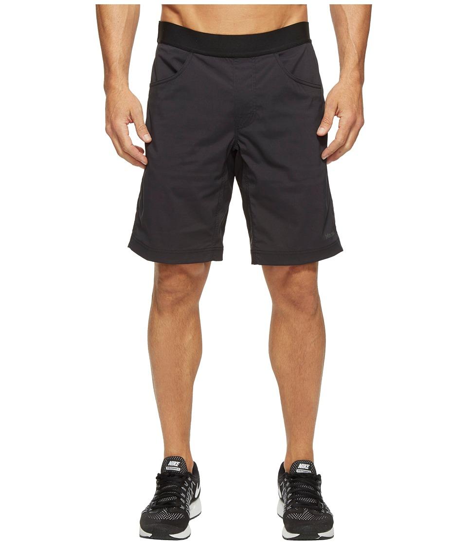 Marmot Warren Shorts (Black) Men