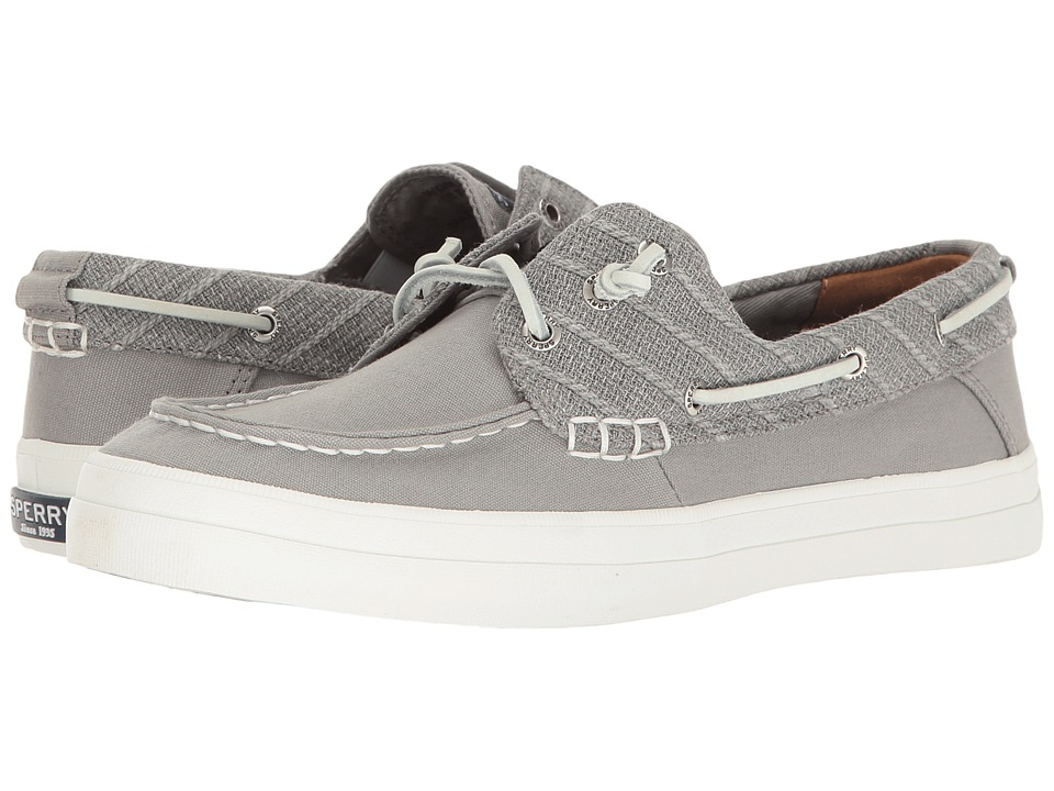 Sperry Crest Resort Heavy Linen (Grey) Women