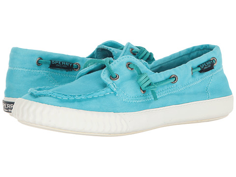 Sperry Sayel Away Washed Canvas - Blue Water
