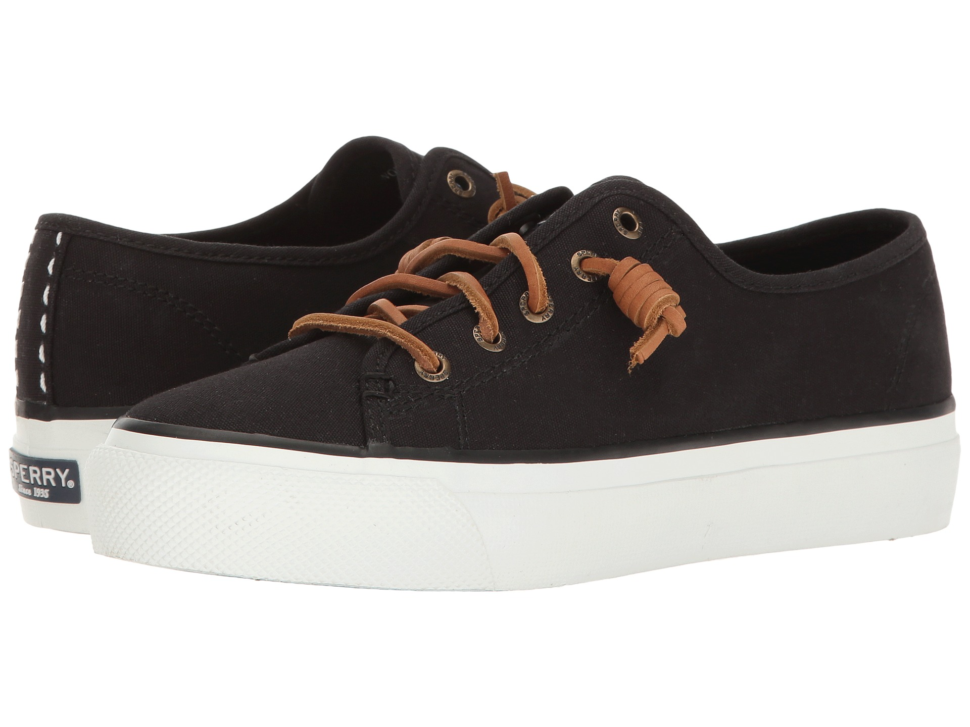sperry sky sail canvas at zappos