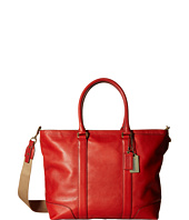 COACH - Bleecker Legacy Leather Business Tote