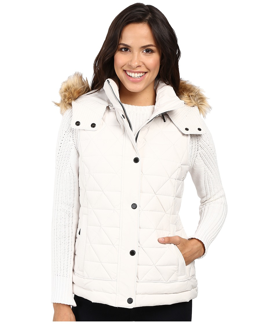 Marc New York by Andrew Marc - Thea 25 Pyramid Puffer Vest (Snow) Women
