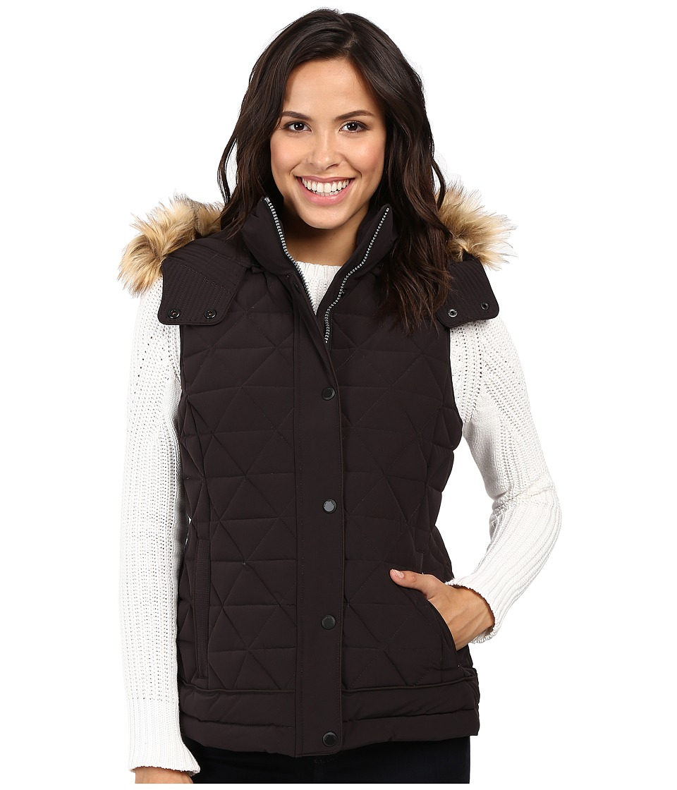 Marc New York by Andrew Marc - Thea 25 Pyramid Puffer Vest (Black) Women