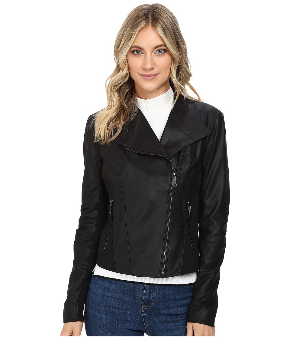 Marc New York by Andrew Marc - Felix 19 Feather Leather Jacket