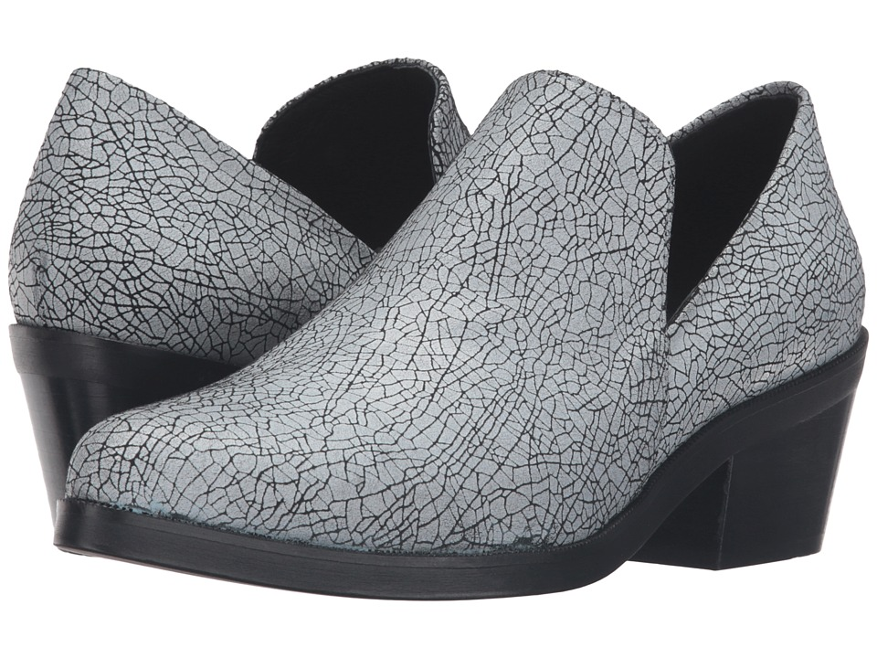 Shellys London - Johnna (White Crackle) High Heels