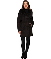 Marc New York by Andrew Marc - Sarah Faux Suede/Fur Coat