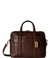 COACH - Bleecker Leather Commuter