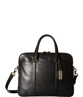 COACH - Bleecker Leather Slim Brief