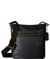 COACH - Bleecker Harness Leather Field Bag