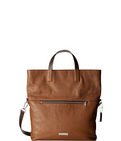 COACH - Thompson Leather Fold-over Tote