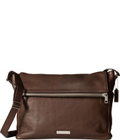 COACH - Thompson Leather Zip Top Messenger